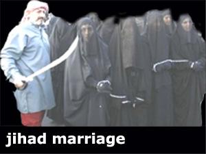 Halep'de ÖSO (FSA)nın şeriat hukuku ve Cihat nikahı uygulaması jihad marriage | The Times