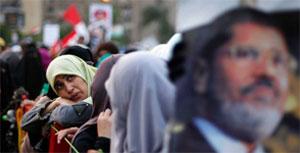 Mohammad Morsi Devrik lider Muhammed Mursi