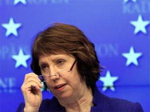 Catherine Ashton european union