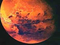 Hayat Mars gezegeninde mi başladı?