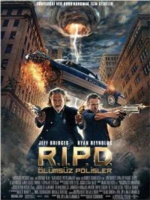 R.I.P.D. Ölümsüz Polisler