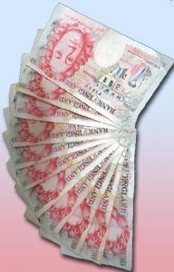 Pounds sterlin
