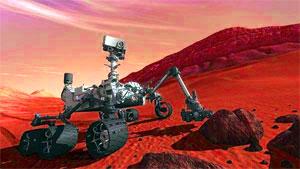 Curiosity Yoksa Mars gezegeninde artık hayat yok mu?