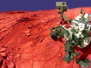 Curiosity Merak Mars gezegeninde karbondioksit, oksijen, kükürt bileşikleri ve su buldu