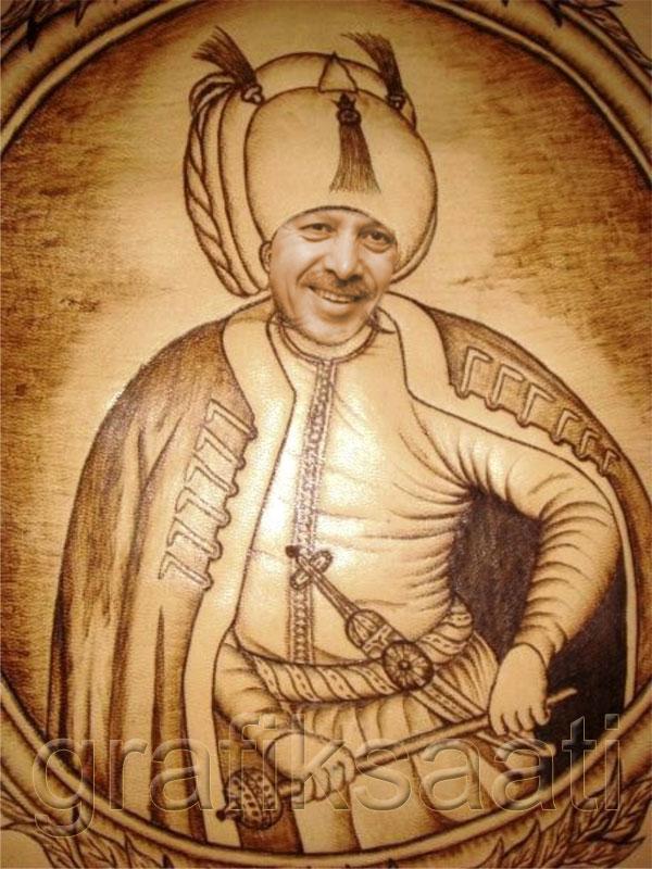 Padişah Recep Tayyip Erdoğan
