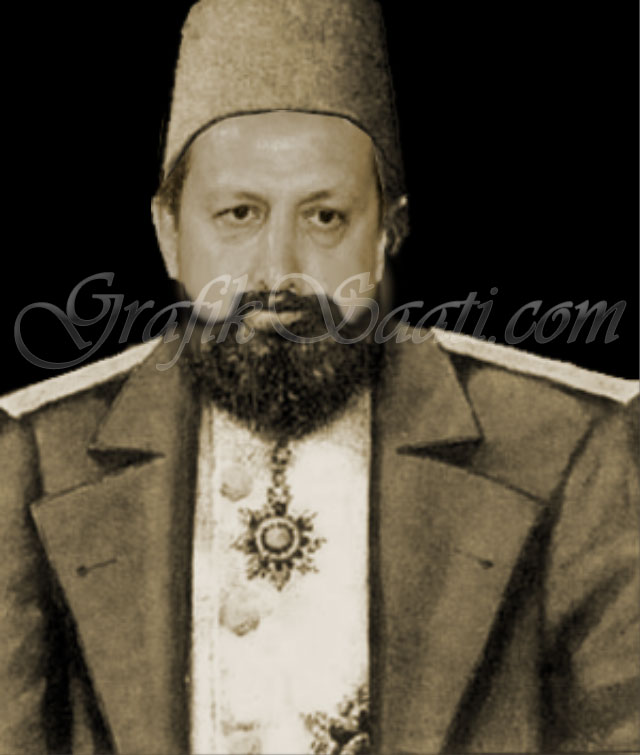 Başbakan Recep Tayyip Erdoğan Abdülhamid han