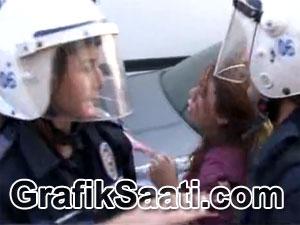 Kızılay'da ODTÜ gözaltıları