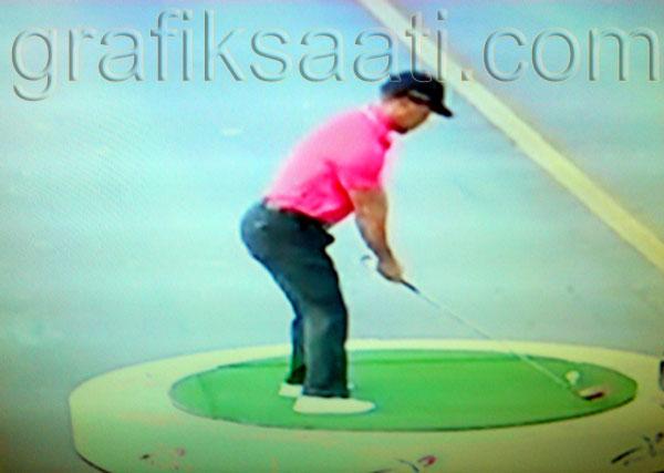 Boğaziçi köprüsü Tiger Woods
