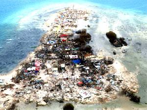 Birleşmiş Milletler tüm dünyaya, Filipinler için 301 milyon dolarlık yardım çağrısı yaptı