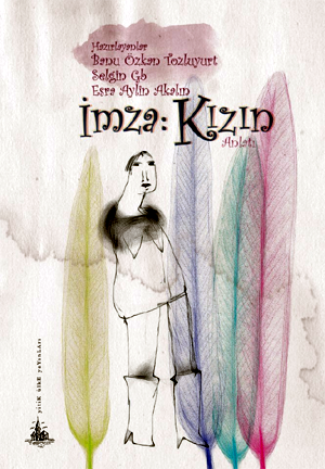 Kitap: imza kızın