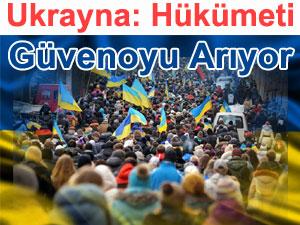 Ukrayna: Hükümet güvenoyu arıyor | Almanya Başbakanı Angela Merkel uyardı