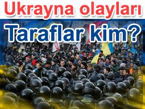 Ukrayna olayları