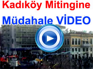 Kadıköy Mitingine Polis Müdahalesi VİDEO | BBC Ortak yayın