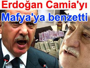 Başbakan Recep Tayyip Erdoğan Trabzon Hava Limanı'nda yaptığı konuşmada Fettullah Gülen hareketine yüklendi. | Rüşvet ve yolsuzluk operasyonu