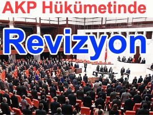 Erdoğan Kabinesi'ndeki değişiklikler