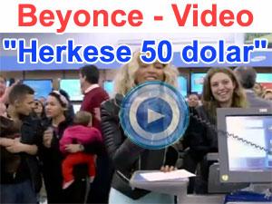 Beyonce yeniyıl alışverişi - video | BBC Ortak yayın