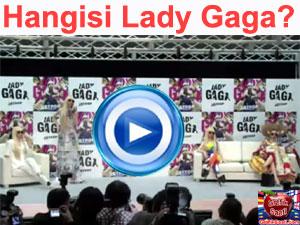 Çok sayıda Lady Gaga var ama acaba hangisi gerçek Lady Gaga? - video | BBC Ortak yayın