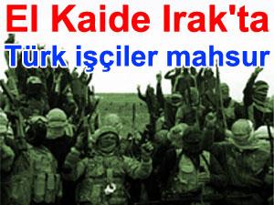 El Kaide Kuzey Irak'da