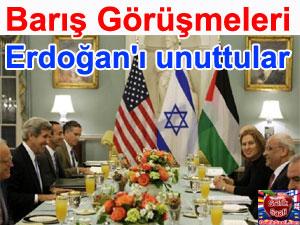 Amerika Başbakan Erdoğan'ın özgül ağırlığı unutuldu mu! | Ortadoğu Barış Görüşmeleri