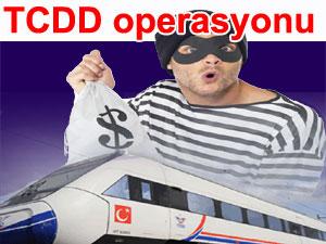 TCDD'de Genel Müdürlüğünde şok gözaltılar