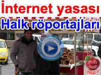 Abdullah Gül sansür yasasını onayladı Halk röportajları - Video haber -