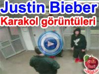 Justin Bieber Karakol Görüntüleri Video Haber