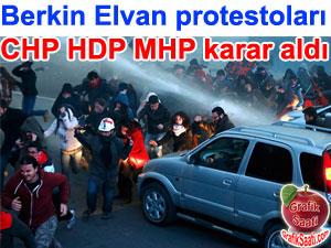 Berkin Elvan protestoları