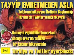 Tayyip Emretmeden Asla: Telekomümikasyon İletişim Başkanlığı TİB'den bir Twitter yasağı hikayesi