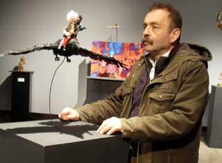 Ahmet Erkmen Senan art works