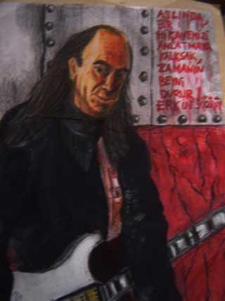 Ahmet Erkmen Senan Erkin Koray tablosu
