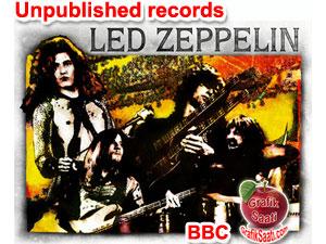 Led Zeppelin: Unpublished songs