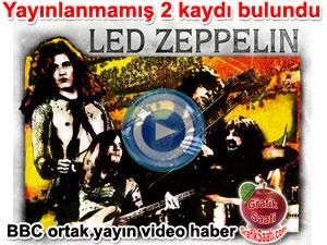 Led Zeppelin: Yayınlanmamış şarkıları