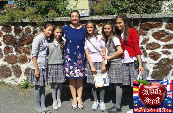 Zeynep Sertkaya Sazlıbosna ilköğretim okulu - Rabia Yörük ile beraber