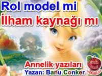 Rol model olmak mı ilham kaynağı olmak mı