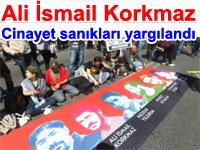 Ali İsmail Korkmaz cinayetinin sanıkları yargılandı | Gezi Parkı direnişi haberleri