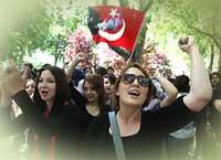 İkilem - İstanbul Taksim Gezi Parkında yaşananlar Öykü deneme yazıları