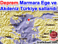 Deprem: Türkiye sarsıldı