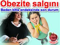 Obezite salgını: Beden kitle endeksi son durum