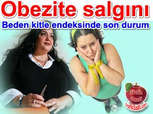 Obezite araştırma sonuçları yayınlandı | Obezite salgını korkutuyor