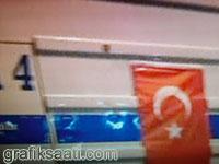 Ankara Kızılay'da aktivistlere Türk bayraklı TOMA'larla çok sert müdahale