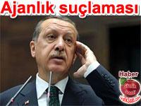 Tayyip Erdoğan: Ajanlık iddiası | CNN International