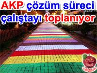 AKP 'çözüm süreci çalıştayı'nı topluyor