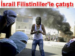 İsrail Filistin çatışması İsrail polisi Doğu Kudüs'te Filistinlilere müdahale etti