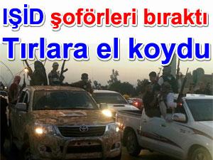 IŞİD kaçırdığı Türk şoförleri serbest bıraktı