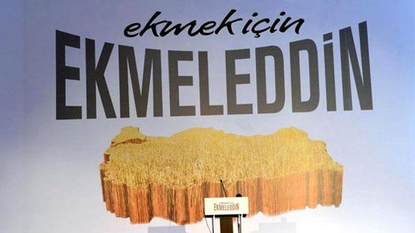 Çatı aday Ekmeleddin İhsanoğlu: Ben gençlerime talebelerime çapulcu dedirtmem