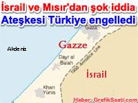 İsrail kara harekatına başladı ve Türkiye'yi suçladı