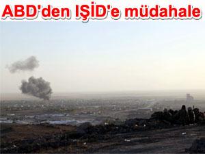 Amerika'dan IŞİD'e yeni hava saldırısı