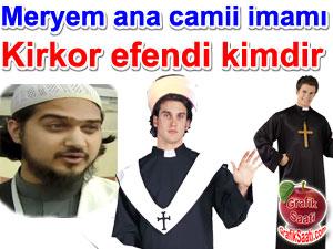 Editörün kaleminden: Meryem Ana Camii İmamı Kirkor Budakyan kimdir? Belgin Elçioğlu yazdı