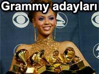 Grammy adayları
