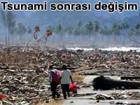 Tsunami sonrası değişim | BBC video haber